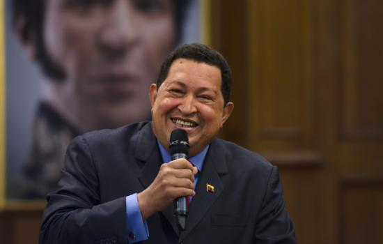 A TV Series About Hugo Chavez is Coming to a Screen Near You