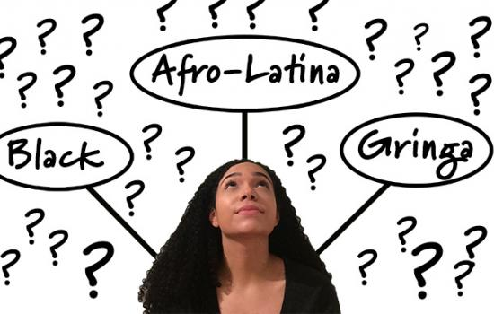 Afro-Latina, Gringa or Black? I've Been Called All Three