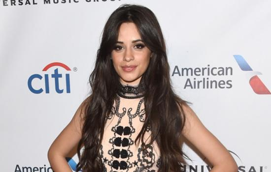 Camila Cabello Stuns in her First Red Carpet Appearance Without Fifth Harmony