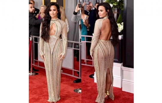 Grammys 2017: Demi Lovato, Jennifer Lopez and Other Best Dressed Celebrities