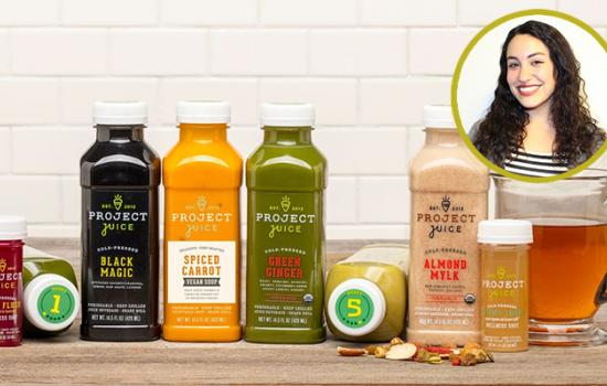 I Did a One-Day Juice Cleanse And These Were The Results