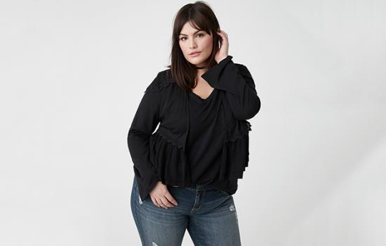 Meet Maria Gimena, the Uruguayan-born Model Who's Serving as the New Face of Torrid