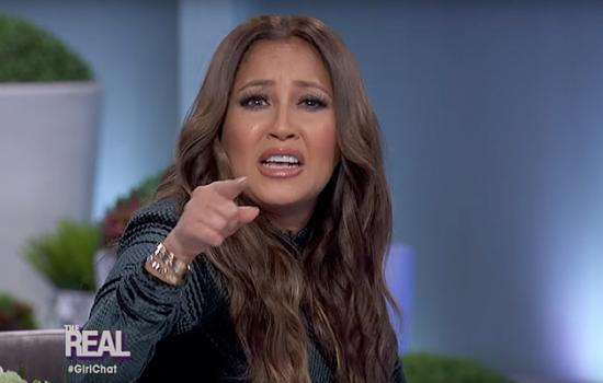 Adrienne Bailon Gets Real About Her Traumatizing At-Home Wax