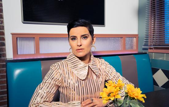 EXCLUSIVE: Nelly Furtado on New Album 'The Ride' and Appreciating Latino Culture