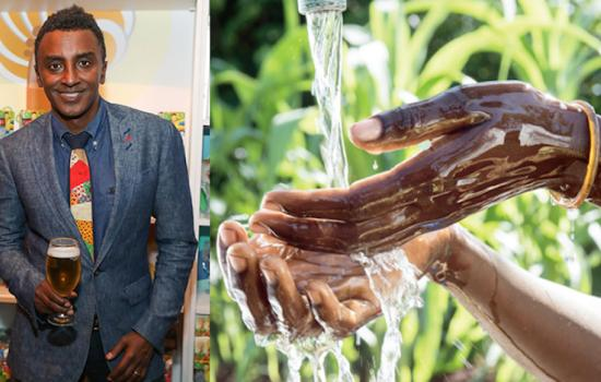 EXCLUSIVE: Chef Marcus Samuelsson on Ending the Global Water Crisis