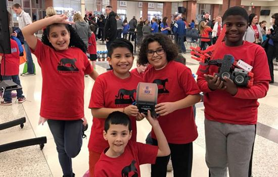 "This Fourth Grade Robotics Team Was Told to ""Go Back to Mexico"" After Winning Championship"