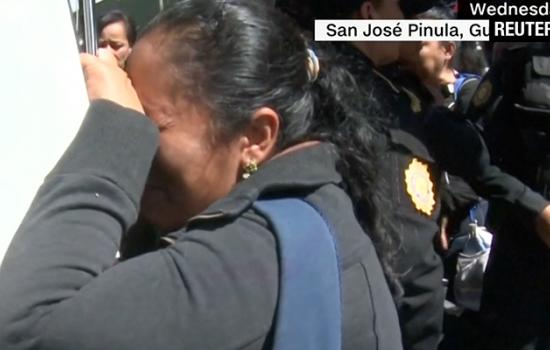 40 Girls Killed in Fire at Guatemalan Youth Home Where Rape & Abuse Were Rampant