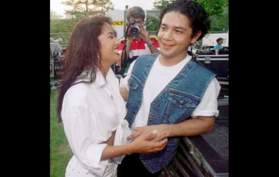 Chris Perez Shared His & Selena's Marriage License on What Would've Been Their 25th Wedding Anniversary