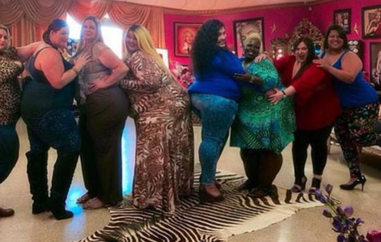 The Latina Behind A Beauty Salon For Plus-Sized Women