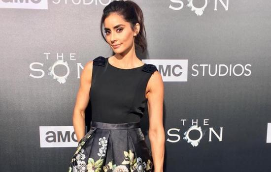 Exclusive: Paola Núñez On Her TV debut with AMC's drama series 'The Son'