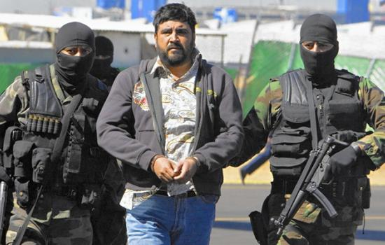 Mexican Drug Cartel Boss 'Mochomo' Sentenced to Life in Prison