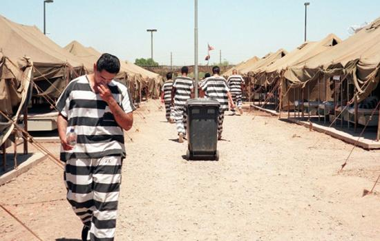 New Arizona Sheriff Announces Closure Of Joe Arpaio's Inhumane Tent City