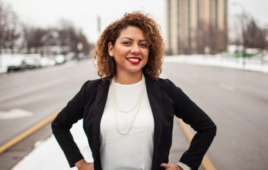 Meet Stephanie Gasca, the Bold Latina Taking on a 20-Year Incumbent for City Council in Minnesota