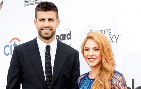 """Shakira New Lyric Video For """"Me Enamoré"""" Is All About Hubby Gerard Pique"""