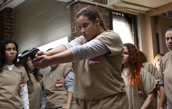 Watch the First Minute of OITNB's Explosive Fifth Season!