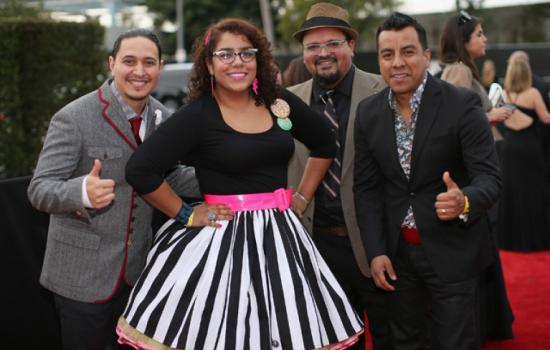 EXCLUSIVE: La Santa Cecilia Goes Back to Their Roots with New Visual Album