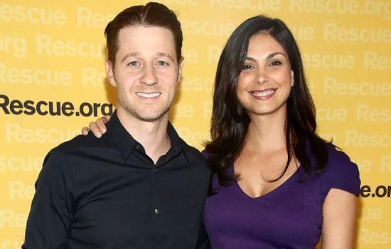 Morena Baccarin and Benjamin McKenzie Got Married