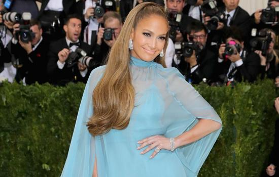 Jennifer Lopez Best Dressed Met Gala 2017