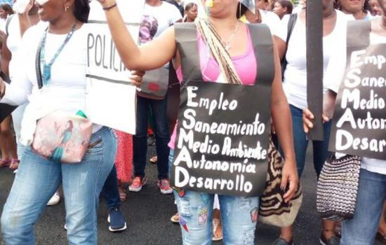 Afro-Colombian Protests in Buenaventura