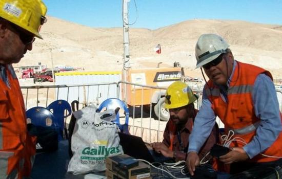 Chilean Miners Trapped