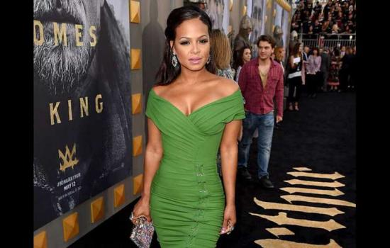 Christina Milian Red Carpet