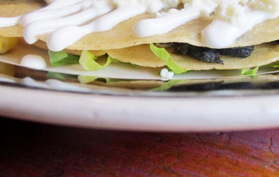 Citrico Restaurant Brooklyn - Huitlacoche Quesadilla