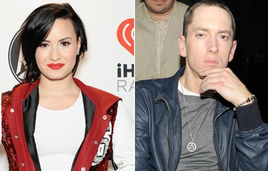 This Would Be Epic! Demi Lovato Talks Possible Eminem Collaboration