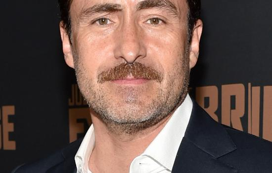 Demian Bichir at The Bridge premiere