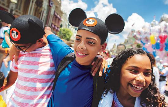 Walt Disney World Resort Tweens Teens