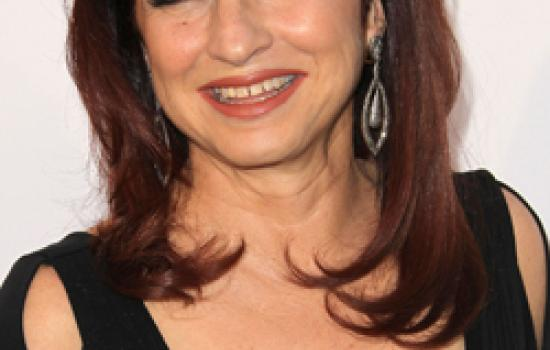 Gloria Estefan at the Hollywood Bowl Hall of Fame in 2011