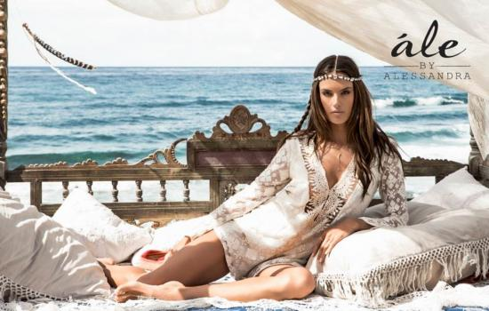 Alessandra Ambrosio's Coachella-Inspired Summer Collection Available on Planet Blue Today!
