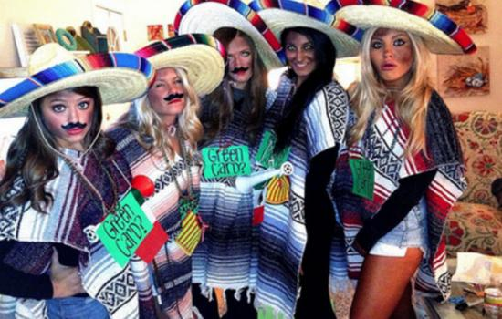 Baylor University Racist Mexican Themed Party