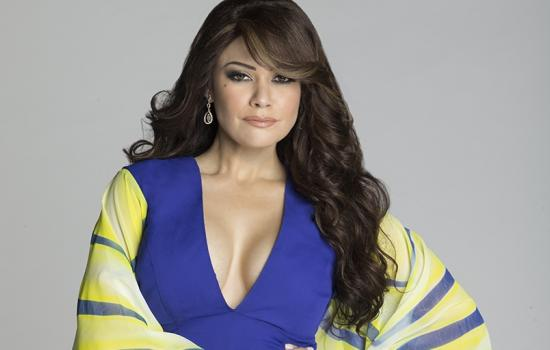 Angelica Celaya Talks About Playing Jenni Rivera