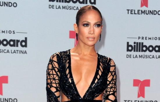 Jennifer Lopez Billboard Red Carpet