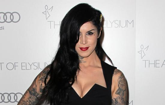 Kat Von D Is Offending People Again With Her Latest Lipstick