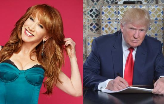 Kathy Griffin Issues Apology for Decapitating President Trump