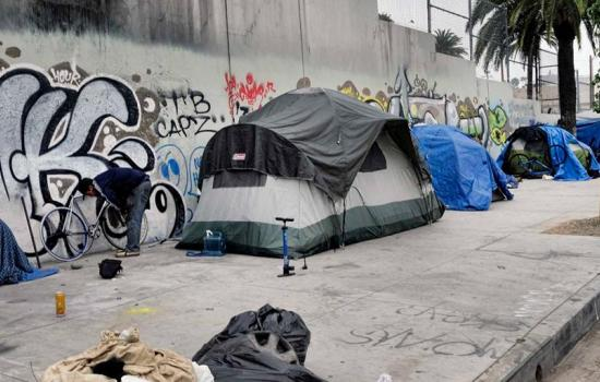 Latino Homelessness in LA