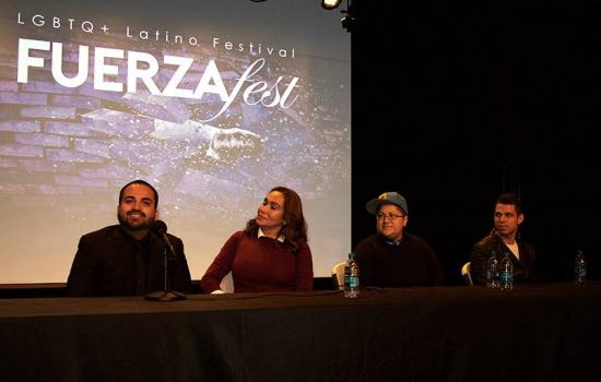 FUERZAfest is the Queer Latinx Festival