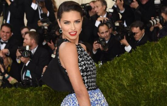 Adriana Lima Host American Beauty Star Lifetime
