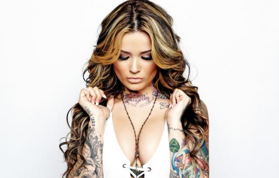 "Inspiring Latina of the Week: Tattoo Artist Katherine ""Tatu Baby"" Flores"