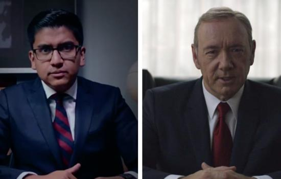 Miguel Angel Covarrubias Cervantes Plagiarizes House of Cards