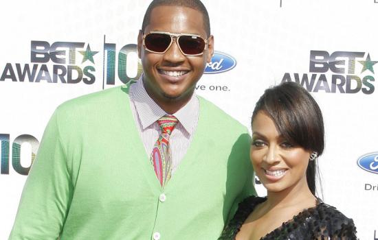 Carmelo Anthony LaLa Anthony Separated