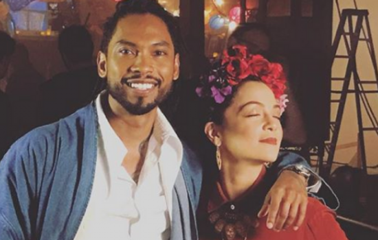 Miguel and Natalia Lafourcade