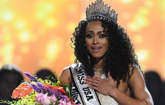 Miss District of Columbia Wins Miss USA 2017
