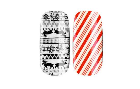 Instant Manis for the Holidays