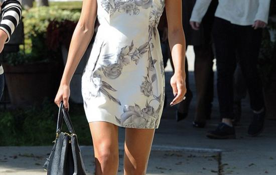 Steal Her Style: Naya Rivera's Chic Street Look