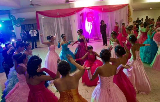 Teens with Cancer Quinceanera in Nicaragua