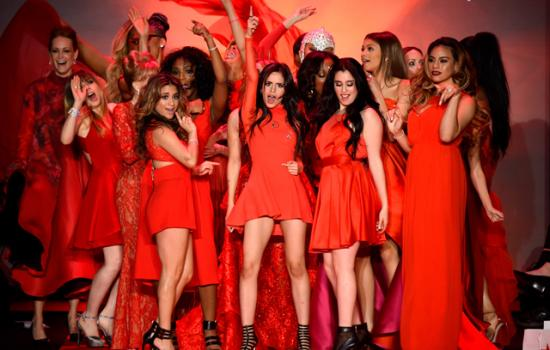 Latina on the Runway: New York Fashion Week Goes Red For Heart Health