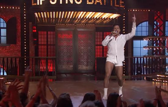 Ricky Martin Lip Sync Battle