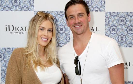 Ryan Lochte and Kayla Reid Share First Photos of Baby Boy